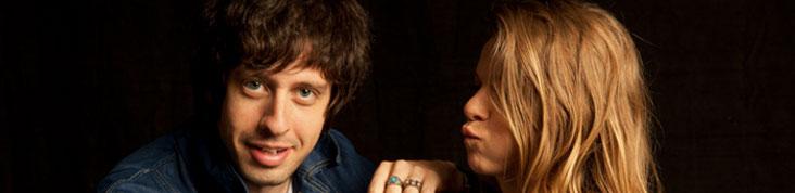 ADAM GREEN & BINKI SHAPIRO : L'ALBUM COLLABORATIF EN ECOUTE EN AVANT-PREMIERE