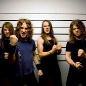 AIRBOURNE BIOGRAPHIE