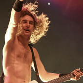 AIRBOURNE LIVE REPORT