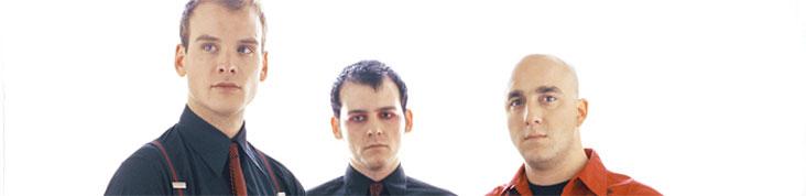 ALKALINE TRIO : NOUVEL ALBUM MY SHAME IS TRUE EN ECOUTE EN AVANT-PREMIERE