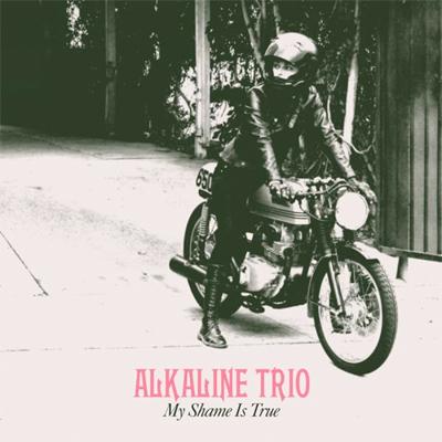 ALKALINE TRIO POCHETTE NOUVEL ALBUM MY SHAME IS TRUE