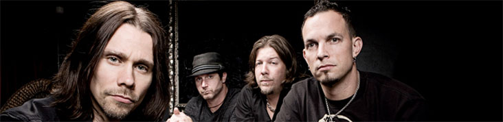 ALTER BRIDGE : CONCERT AU ZENITH DE PARIS EN OCTOBRE, NOUVEL ALBUM EN SEPTEMBRE