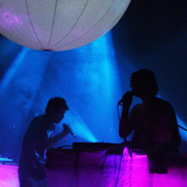 ANIMAL COLLECTIVE LIVE REPORT