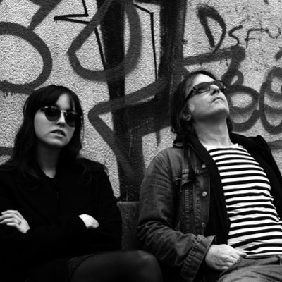 ANTON NEWCOMBE & TESS SPARKS