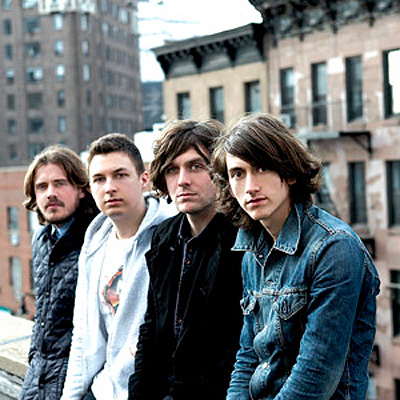 ARCTIC MONKEYS GROUPE
