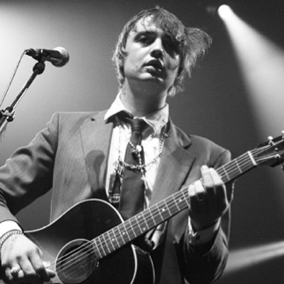 PETE DOHERTY LIVE ZENITH DE PARIS 2009