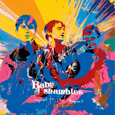 BABYSHAMBLES POCHETTE NOUVEL ALBUM SEQUEL TO THE PREQUEL