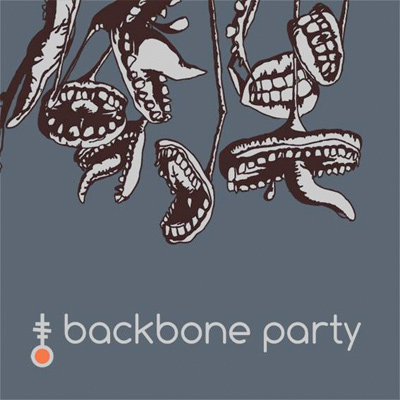 BACKBONE PARTY LOGO