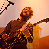 BAND OF HORSES LIVE REPORT