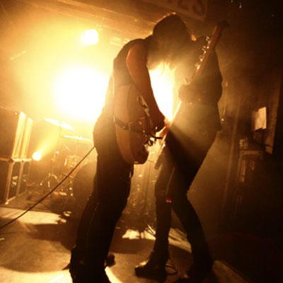 BAND OF SKULLS LIVE FLECHE D'OR 2012