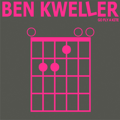 BEN KWELLER POCHETTE NOUVEL ALBUM GO FLY A KITE