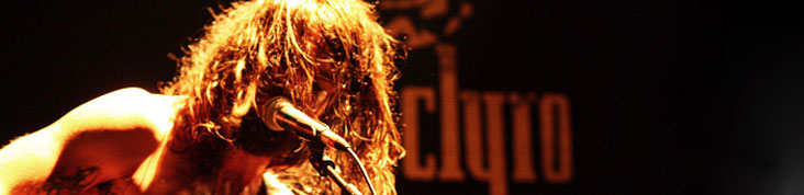 BIFFY CLYRO @ LA MAROQUINERIE 2007