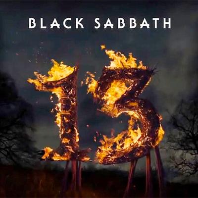 BLACK SABBATH POCHETTE NOUVEL ALBUM 13
