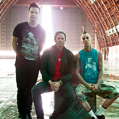 BLINK 182 GROUPE