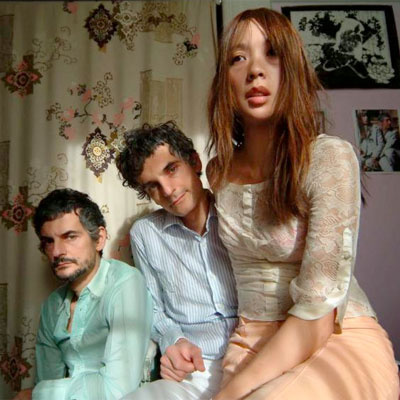 GROUPE BLONDE REDHEAD