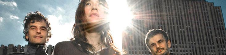 BLONDE REDHEAD : NOUVEL ALBUM PENNY SPARKLE EN ECOUTE INTEGRALE