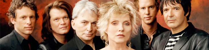 BLONDIE : NOUVEL ALBUM PANIC OF GIRLS EN SEPTEMBRE AVEC UNE REPRISE DE BEIRUT