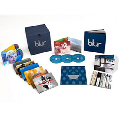 BLUR COFFRET BLUR 21