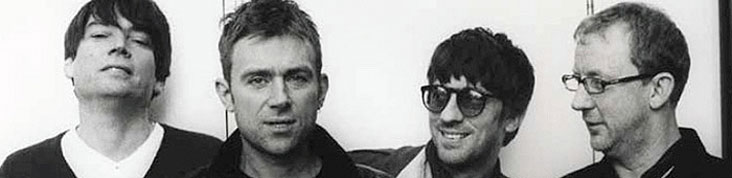 BLUR RETROUVE WILLIAM ORBIT EN STUDIO