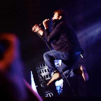 BLUR LIVE EUROCKEENNES DE BELFORT 2013
