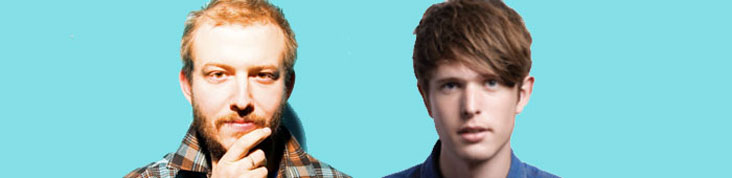 BON IVER & JAMES BLAKE : FALL CREEK BOYS CHOIR EN ECOUTE EN STREAMING
