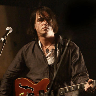 BRIAN JONESTOWN MASSACRE LIVE BATACLAN 2010