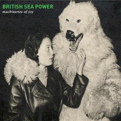 BRITISH SEA POWER POCHETTE NOUVEL ALBUM MACHINERIES OF JOY