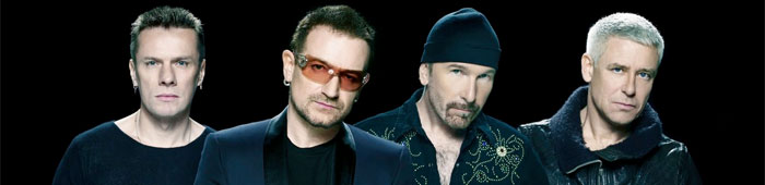 U2 ANNONCE UNE TOURNEE GRATUITE