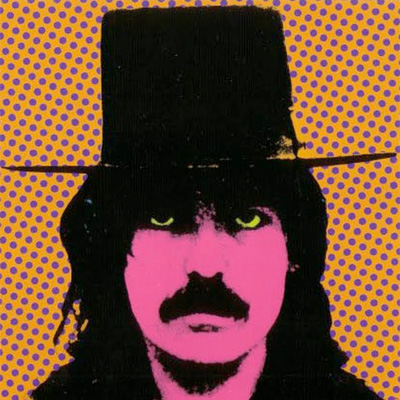 PORTRAIT CAPTAIN BEEFHEART