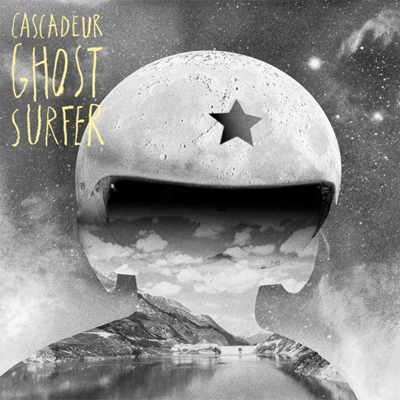 CASCADEUR POCHETTE NOUVEL ALBUM GHOST SURFER