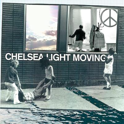 CHELSEA LIGHT MOVING POCHETTE PREMIER ALBUM DU GROUPE DE THURSTON MOORE