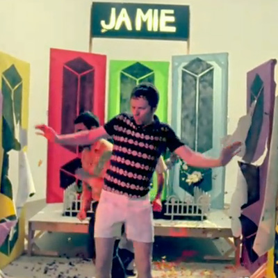 VIDEO DE JAMIE, MY INTENTIONS ARE BASS