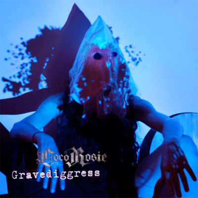 COCOROSIE POCHETTE SINGLE GRAVEDIGGRESS