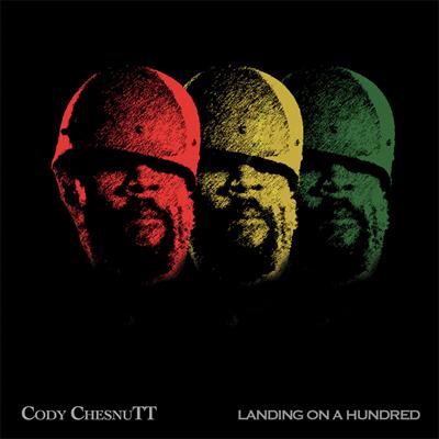 CODY CHESNUTT POCHETTE NOUVEL ALBUM LANDING ON A HUNDRED
