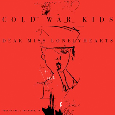 COLD WAR KIDS POCHETTE NOUVEL ALBUM DEAR MISS LONELYHEARTS