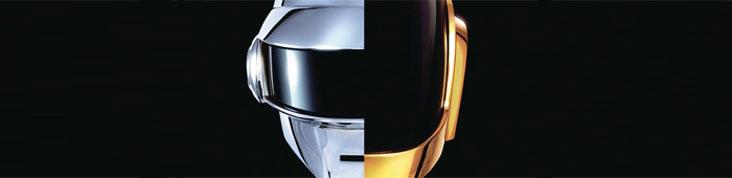 DAFT PUNK : NOUVEL ALBUM RANDOM ACCESS MEMORIES EN MAI