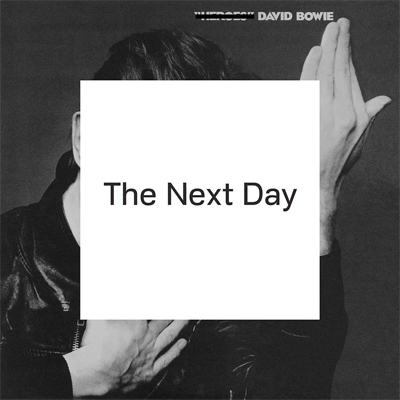 DAVID BOWIE POCHETTE NOUVEL ALBUM THE NEXT DAY