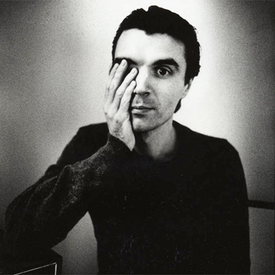 PORTRAIT DAVID BYRNE