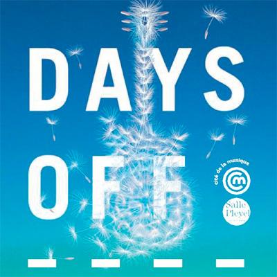AFFICHE DAYS OF 2012