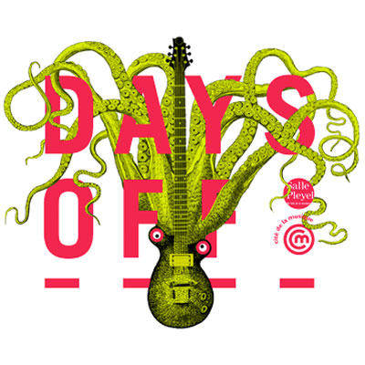 LOGO DAYS OFF 2014