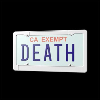 DEATH GRIPS POCHETTE NOUVEL ALBUM GOVERNMENT PLATES