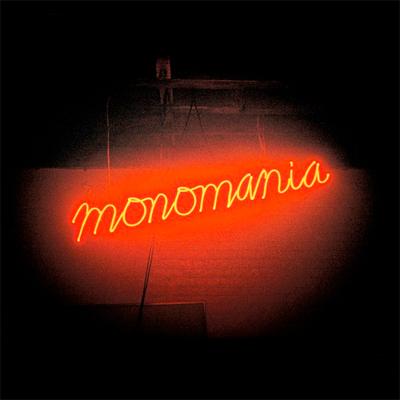 DEERHUNTER POCHETTE PREMIER ALBUM MONOMANIA