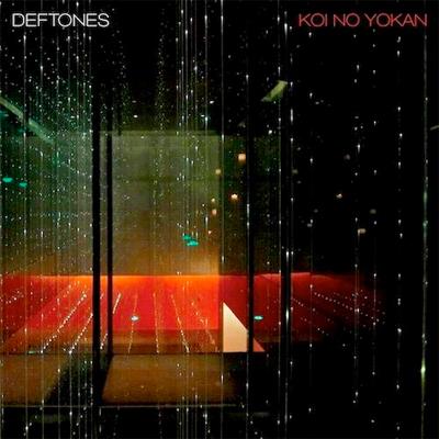 DEFTONES POCHETTE NOUVEL ALBUM KOI NO YOKAN