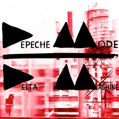 DEPECHE MODE POCHETTE NOUVEL ALBUM DELTA MACHINE
