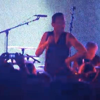 DEPECHE MODE LIVE SXSW 2013