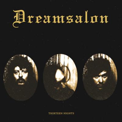 DREAMSALON POCHETTE PREMIER ALBUM THIRTEEN NIGHTS