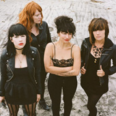 DUM DUM GIRLS BIOGRAPHIE