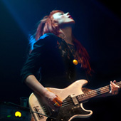 DUM DUM GIRLS LIVE REPORT