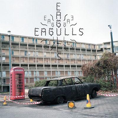 EAGULLS POCHETTE PREMIER ALBUM EAGULLS