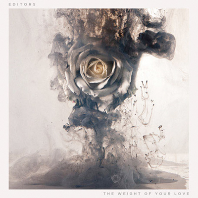 EDITORS POCHETTE NOUVEL ALBUM THE WEIGHT OF YOUR LOVE